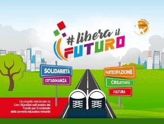 Le attività nelle scuole del progetto #Liberailfuturo sono sospese!