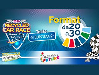 Libera il Futuro e il Festival della Sostenibilità a Euroma2.